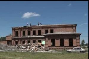 Старейшая школа округа дождалась капитального ремонта