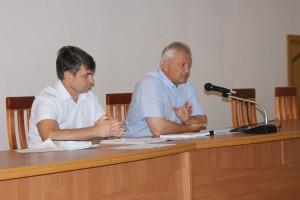 Состояние антитеррористической защищенности объектов в Старооскольском округе обсудили на комиссии