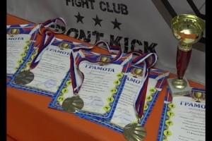 Старооскольские спортсмены стали лидерами межрегионального турнира по ушу-саньда