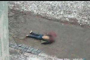 В Старом Осколе полицейский застрелил подозреваемого в краже при попытке задержания