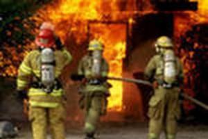 На старооскольском предприятии во время пожара погиб охранник