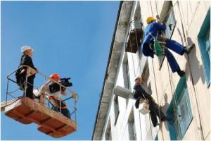 Капитальный ремонт домов в Старом Осколе идет полным ходом