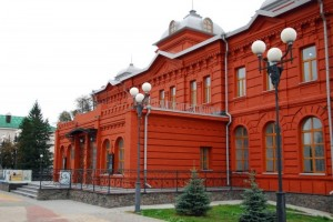 Репертуар старооскольского театра на декабрь - январь
