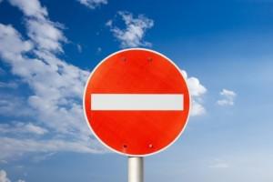 Внимание! Ограничение движения транспорта!