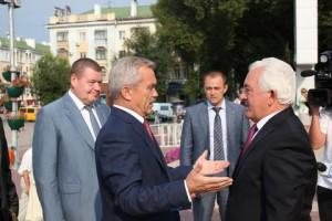 Виталий Слободчук отметил 70-летний юбилей