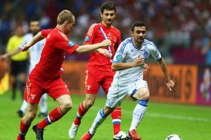 Россия – Греция 0:1((((((((((