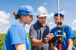 Студенческий энергоотряд «Фаза» завершил работу на объектах Белгородэнерго