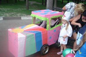 Парад первых транспортных средств удался! (ФОТОРЕПОРТАЖ)