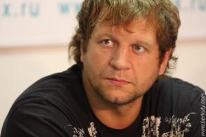Томаш Новак отказался от боя с Александром Емельяненко