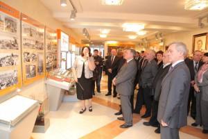 В Старом Осколе открыт музей ОЭМК