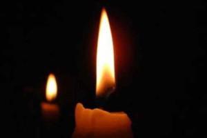 Одинокий фонарик в ночи…