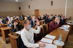 Состоялось очередное заседание Совета депутатов Старооскольского городского округа