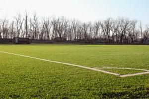 Стадион на улице Стадионная