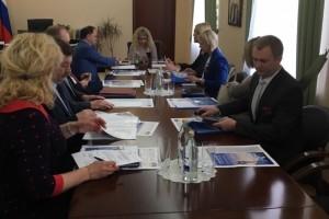 Подготовка к юбилею Старооскольского филиала МГРИ выходит на региональный уровень