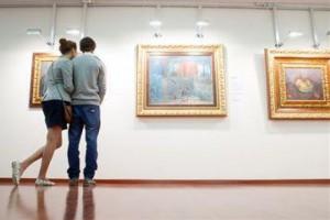 Рената Филимонова. Контуры мыслей. Выставка. Старый Оскол 2017 г.
