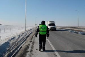 Сотрудники полиции выявили три автомобиля, перевозивших с нарушениями более 6 тонн пива