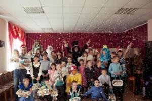 Молодежный совет Белгородэнерго пригласил супергероев в областной социально-реабилитационный центр