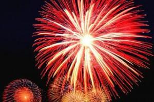 За незаконный запуск фейерверков ежегодно штрафуют до 500 человек