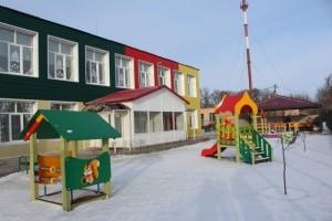 В селе Владимировка после капремонта открыта школа