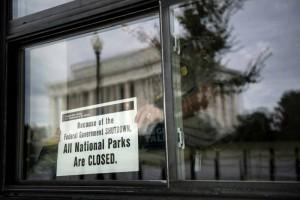 Государственный кризис в США.