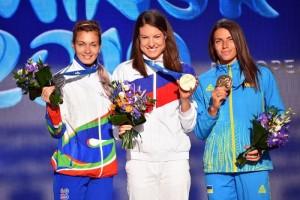 Оскольчанка стала победителем Европиады