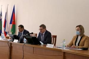 Состоялось сорок седьмое заседание Совета депутатов Старооскольского городского округа третьего созы