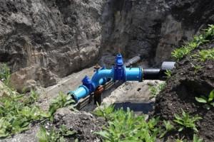 В Старом Осколе запустили в работу новый водопровод
