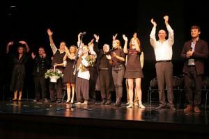 Театр «Современник» побывал с гастролями в Старом Осколе
