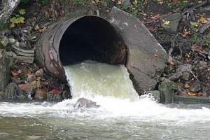 Предприятия города нарушают порядок отведения стоков в городскую канализацию