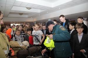 Специалисты Белгородэнерго и МЧС рассказали детям, как себя вести, «Чтобы не было беды»