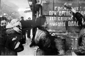Как питались в блокадном Ленинграде руководители обороны.
