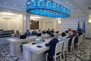 Сотрудники Белгородэнерго Василий Рыженко и Виктор Забара награждены Почетными знаками