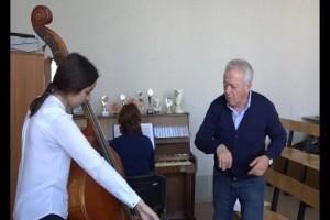 «Виртуозы Москвы» дали мастер-класс для юных старооскольских музыкантов