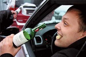 В 2012 году уже более 900 белгородцев лишили водительских прав за вождение в нетрезвом виде