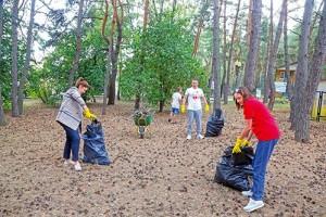Волонтеры Металлоинвеста подвели итоги экомарафона