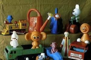 Кто о чем, а я о игрушках