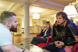 Александр Емельяненко: меня и Федю могли послать, когда мы предлагали развиваться