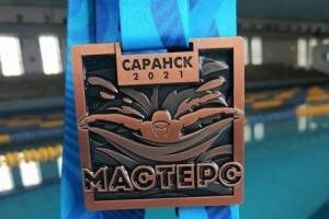Оскольчанка завоевала бронзу чемпионата России по плаванию