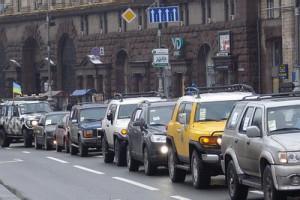 Белгородские автомобилисты в конце сентября могут провести акцию протеста