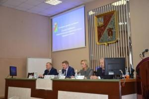 Состоялось тридцать третье заседание Совета депутатов Старооскольского городского округа