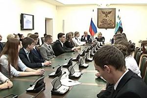 Студенты старооскольских учебных заведений стали лауреатами стипендии Губернатора