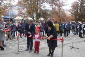В Старом Осколе открыт спортивный клуб «Боевая Русь»