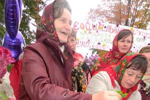 Праздник в селе Роговатое