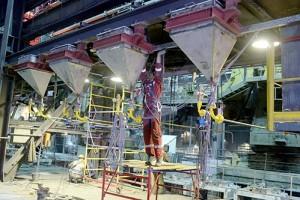 Масштабная реконструкция на ОЭМК