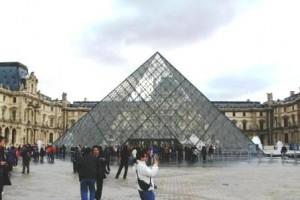 Лувр и только Лувр