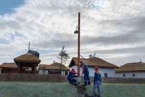 Белгородэнерго обеспечило электроснабжение ремесленного парка в селе Колотиловка