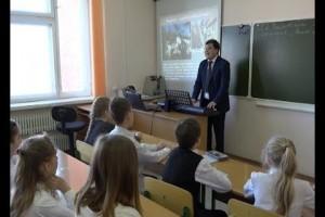 Лучший директор школы работает в Озёрках