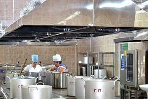 Обновлен пищеблок городской больницы №2