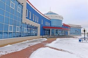 При поддержке Металлоинвеста выполнен ремонт Дворца спорта им. А. Невского