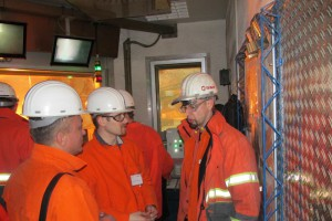Работники ОЭМК прошли стажировку в России и Германии